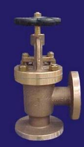 3066 Angle Stop Valve - One Way